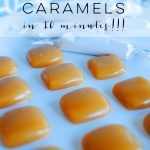Fast and Easy Microwave Caramels -