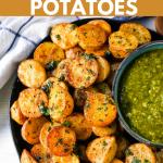 Oven Roasted Potatoes – Modern Honey