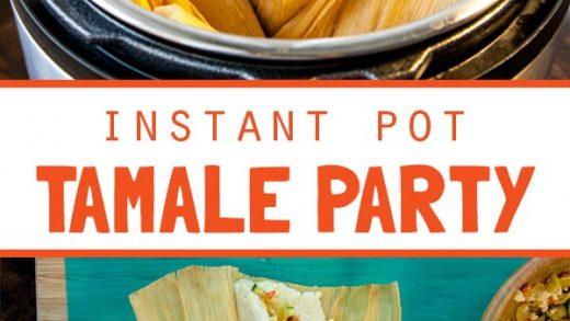 Instant Pot] Tamale Party! | flavorrd