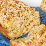 Apricot-Pineapple Zucchini Bread (video) - Tatyanas Everyday Food