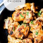 Piri Piri Chicken Recipe - Meal Plan Addict