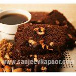 How to make Plum Cake, recipe by MasterChef Sanjeev Kapoor