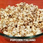 Popcorn Italiano (popped and baked) / The Grateful Girl Cooks!