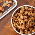 Praline Pecan Crunch Snack Mix – Tina's Chic Corner