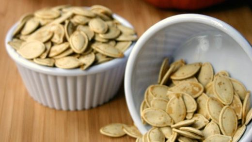 How to Roast Perfect Pumpkin Seeds - Feel Great in 8 Blog