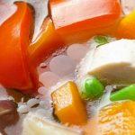 Quick Chicken Vegetable Soup - Nerdy Mamma