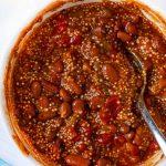 Microwave Quinoa Chili Recipe (Hearty & Vegetarian) - Dorm Room Cook
