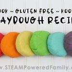 Easy Gluten Free Kool Aid Playdough Recipe - No Cook, Perfect For Kids
