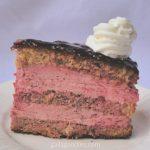 Raspberry Hazelnut Torte - Gail's Goodies
