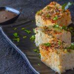 Instant Dhokla recipe- How to make Rava Dhokla- Kali Mirch by Smita - Kali  Mirch - by Smita