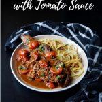 Easy Steak Recipe with Tomato Sauce | ET Food Voyage