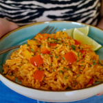 Mexican Rice | What Jessica Baked Next...