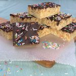 Chocolate Covered Rice Krispie Treats – The Rustic Protea