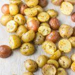 Roasted Potatoes with Italian Seasoning - Salu Salo Recipes