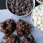 Rocky Road Candy Clusters – Modern Honey