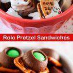 Rolo Pretzel Sandwiches Recipe - Tasty Recipedia