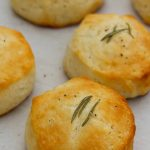 Rosemary Biscuits - Sydney Love's Kitchen