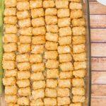 Simple Tater Tot Casserole [Easy!] - Sydney Love's Kitchen