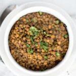 Instant Pot Lentils - Easy and Quick! - Tidbits-Marci.com