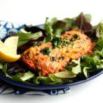 How to Microwave Salmon