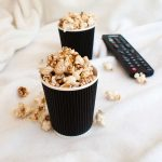 Salted Cinnamon Sugar Popcorn | Sprinkles and Sprouts