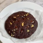 Single-Serving Microwave Cookie Cake | Vegan - Recipes and Places