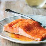Simple Microwave Salmon - Just as tasty as it is easy!