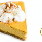 Gluten free Pumpkin Cheesecake – Born to live Worldwide