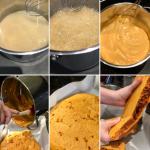 Sponge Toffee (Honeycomb) - Easy Treat - fed by sab