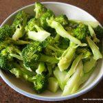 What's Cookin' – Steamed Broccoli | Mama's Empty Nest