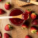 Strawberry Preserves recipe {only 3 ingredients}   Marcellina in Cucina