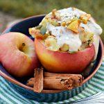 Super Oatmeal Stuffed Apples + 10 Best Baking Apples   thefitfork.com