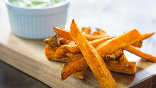 Sweet Potato Fries – Suzy's Sweets and Such