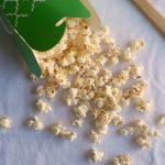 Sweet Popcorn Glaze | Jen's Favorite Cookies