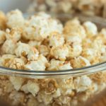 Sweet and Spicy Cinnamon Popcorn {with Honey-Sweetened Variation}   The  Cook's Treat