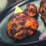 Tandoori Chicken With Mint Chutney | Desert Food Feed(also in Tamil)