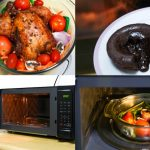 Toshiba Microwave MM-EM25P with Defrost, Auto Cook & Memory functions for  various recipes | oo-foodielicious