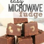 10 Best Microwave Fudge with Evaporated Milk Recipes   Yummly