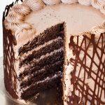 Ultimate Chocolate Cake (video) - Tatyanas Everyday Food