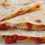 Quesadilla in the Microwave – Microwave Oven Recipes