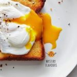 Microwave Poached Egg Recipe And Ingredients   How To Make Microwave  Poached Egg At Home - MysteryFlavours