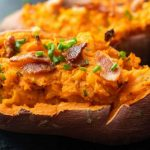 Best Baked Sweet Potato Recipe   How To Cook Sweet Potatoes In The Oven -  MysteryFlavours