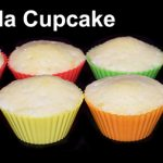 Vanilla Cupcake in 1 minute Microwave Fluffy Moist Cupcake - Kitchen With  Amna