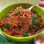 Wai Wai noodles recipe|Wai Wai noodles and soup recipe - Shellyfoodspot