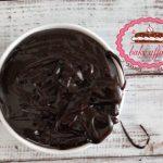 Dark Chocolate Ganache - Anjali's BakeAffair