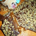 English Toffee Easy Microwave Recipe – Momoe's Cupboard
