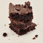 Keto Low Carb Protein Fudgy Brownie Recipe - Ariel Warren LLC
