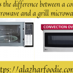 What Is The Difference Between Convection And Grill Microwave? » Al Azhar  Foodie