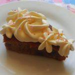 Almond banana cake - Chilli&Sweet