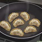 3 Ways to Cook Frozen Dumplings - wikiHow